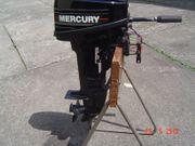 Aussenborder Mercury 6 PS neuwertig