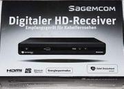 Verkaufe Sagemcom Kabel Deutschland Receiver