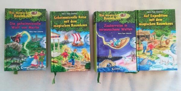 Baumhaus Bücher Magic Tree House
