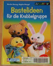 NEU - Buch Bastelideen für die Krabbelgruppe