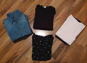Kleiderpaket Damen M 10teilig
