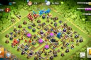 Clash of Clans Account-maxed Troops-maxed