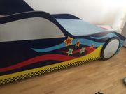 Autobett Kinderbett Rennwagen