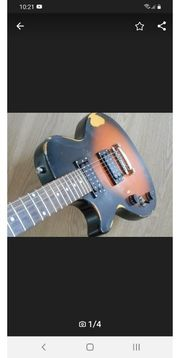 Epiphone lefthand ge-agte
