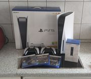 PS5 Disk mit 2 Controller
