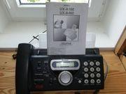 Telefax UX-A160 von Sharp