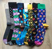 Happy Socks Unisex Socken Gr