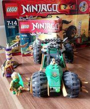 Lego NINJAGO Lloyd s Dschungelräuber