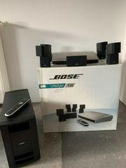 Bose Lifestyle T20 schwarz