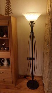 Steh-Decken- und Tischlampe