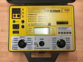 Elektro, Heizungen, Wasserinstallationen - Beha Unitest 0100 Multitester VDE