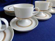 Rosenthal Composition Filigran Kaffeeset 4