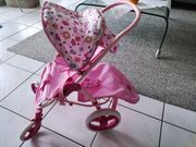 Puppen-Jogging-Buggy
