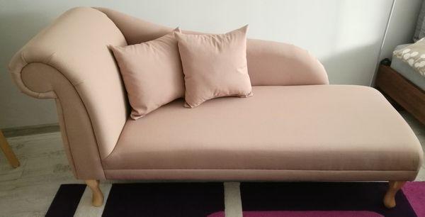 Recamiere Couch Sofa NEU