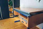 Kinder-Schreibtisch mitwachsend - Firma Moll
