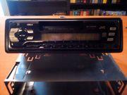 Autoradio JVC mit 12-fach CD-Wechsler