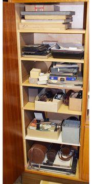 Fotografie - Literatur - Kopiergerät - Retuschierpult und