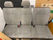 VW T5 3er Sitzbank klappbar