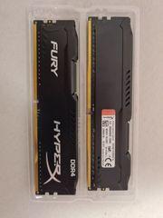 DDR4 RAM HYPER X 16GB
