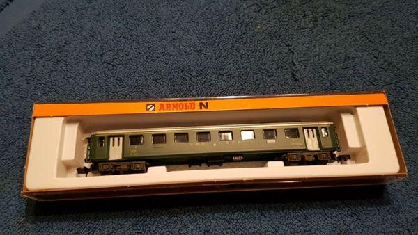 Arnold 3710 Personenwagen SBB 1