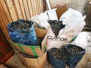 Glasschaumschotter 1 5m³ trocken gelagert