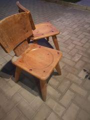 Stühle Holz