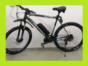 MTB E- Bike Cannondale mit