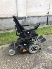 Permobil C500 elektrischer Rollstuhl