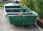 Stahl Boot Angelkahn Nachen Angeln