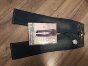 Damen Jeanshose Gr 38 Neu