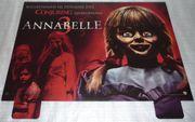 DVD Ständer Annabelle 3 Horror