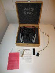 AKG K1000 Kopfhörer mit originaler