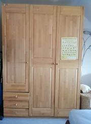 Kleiderschrank Art Holz