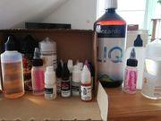 Liquids und Aromen E-Zigarette