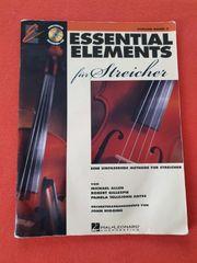 Essential Elements für Streicher - für