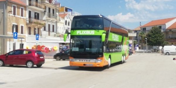 Habe den Flixbus gesehen