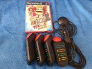 Buzz Spiel Zubehör für PS2