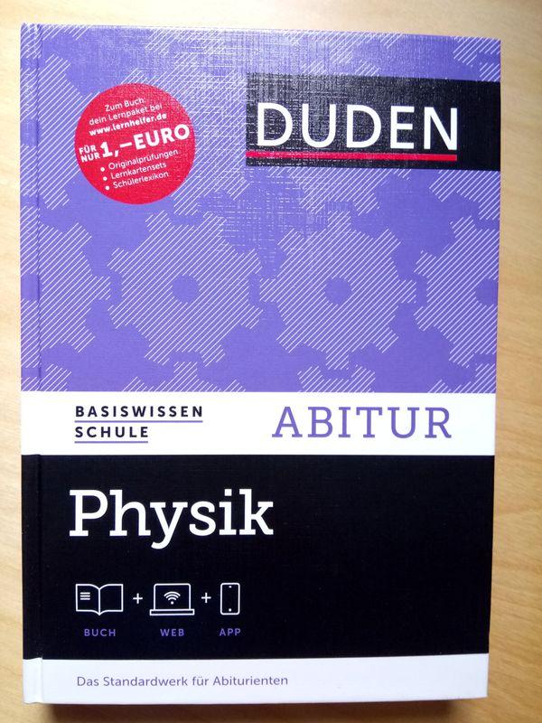 Duden Physik Basiswissen Schule In Berlin Schul Und Lehrbedarf