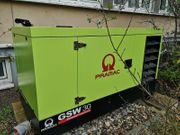 Stromaggregat Stromerzeuger PRAMAC BSW30 32