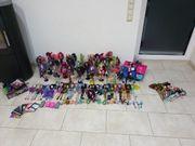 Monsterhigh Sammlung 65 Puppen und