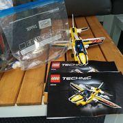 Lego Technik Flugzeug 42044