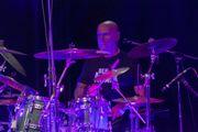 Rockblues-Drummer