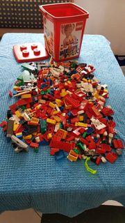Lego und Duplo