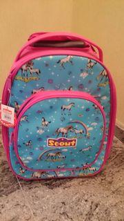 NEU Scout Kinder Trolley Koffer