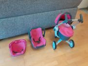 Puppenwagen Quinny 3in1 Buggy Maxi-Cosi