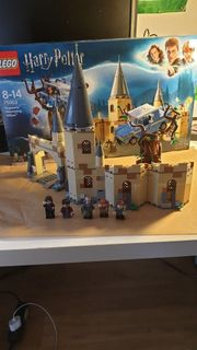 LEGO HARRY POTTER DIE PEITSCHENDE