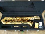 Bariton-Saxophon der Marke Wisemann aus China
