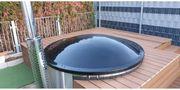 Badezuber Hot Tub Whirlpool - Abdeckung
