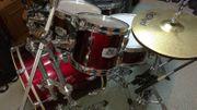 Schlagzeug Set Pearl EX
