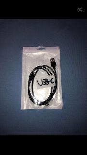 USB-C Ladekabel 1 Meter Für